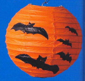Giant Paper Lantern Bat 40cm