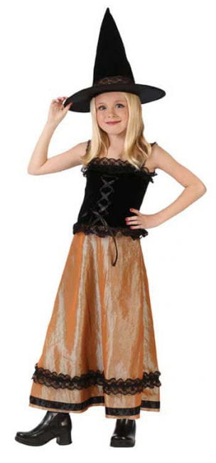 Apricot Witch Child Costume M