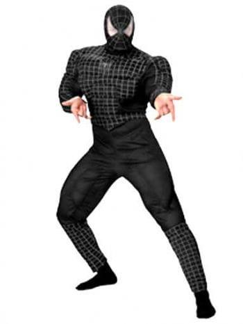 Black Spiderman Deluxe Kostüm
