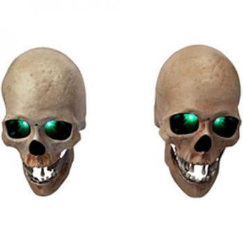 Sprechende Totenschädel