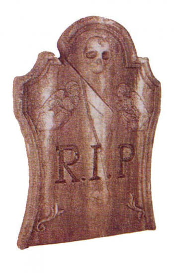 Grave stone with twin Angel