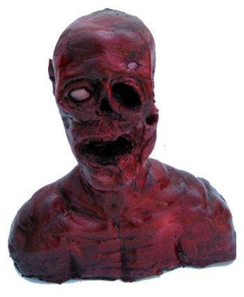Zombie lebendig geröstet