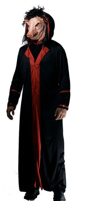 SAW Pig Costume. S