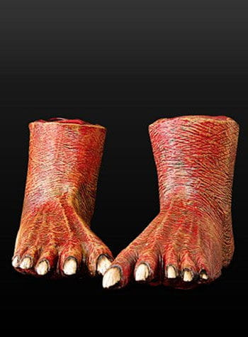 Devil Feet Latex