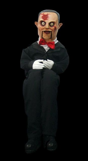 Bauchrednerpuppe Rudolph
