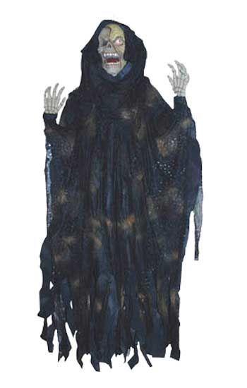 Schwarzer Pest Reaper Deluxe 180cm