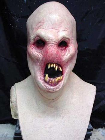 Maggot Head Maske