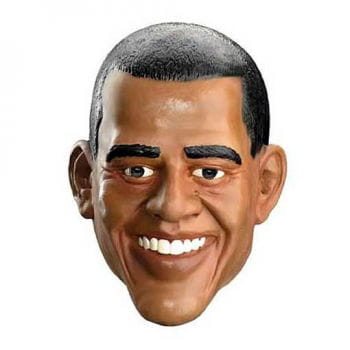 Barack Obama Maske