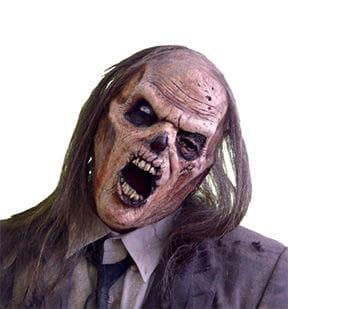 Kadaver Zombie Schaumlatexmaske