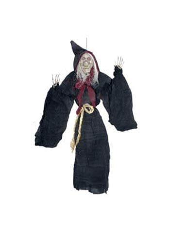 Scary Witch Hängefigur 45cm