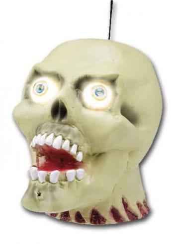 Shaking Zombie Head