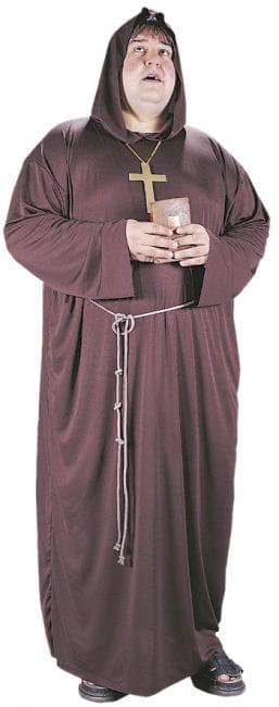 Mönchsrobe Kostüm XL