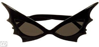 Bat Woman Sun Glasses Black