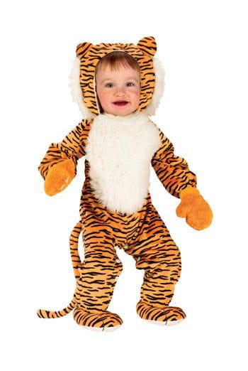 Plüsch Tiger Babykostüm Gr. S