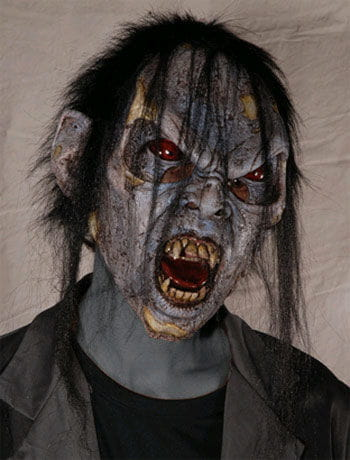 Chaos Teufels Maske
