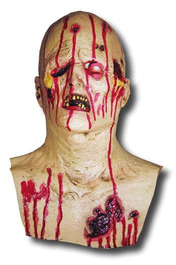 Slashed Eye Zombie Maske