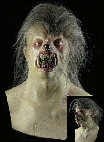 Crescent werewolf mask
