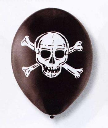 Skull and Bones Balloons