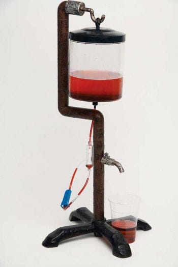 Laboratory Gore Cocktail Drip