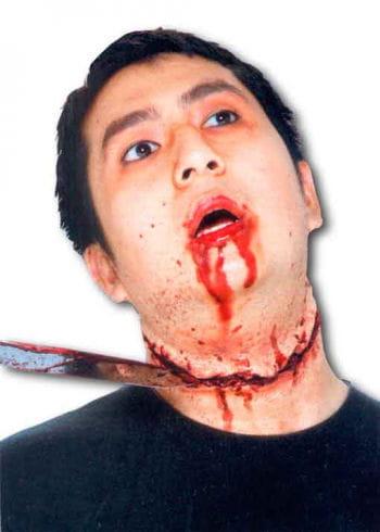 Large throat cut