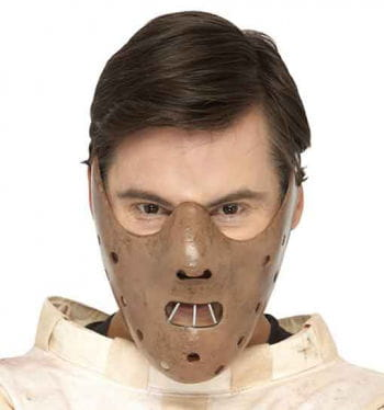 Hannibal Lecter Maulkorb Deluxe