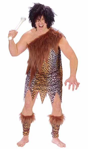 Steinzeit Mensch Kostüm