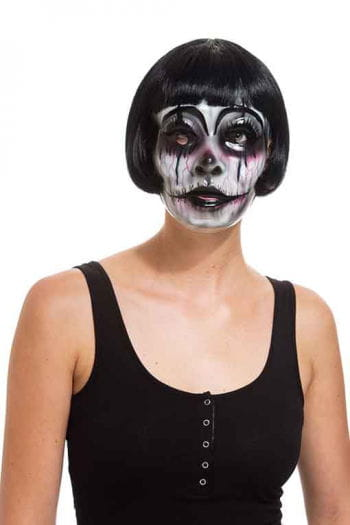 Creepy Clown PVC Maske