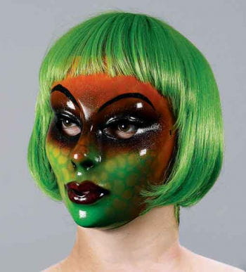 Snake Priestess PVC Face Mask