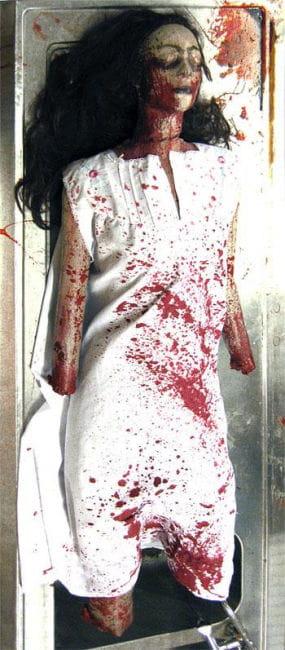 Grey Lady Autopsy Corpse