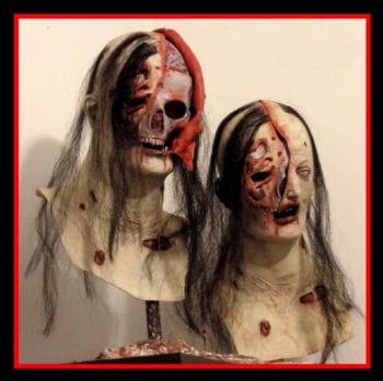 Autopsy Zombie Mask