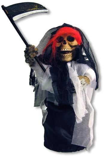 Grim Reaper Animatronic 22 cm