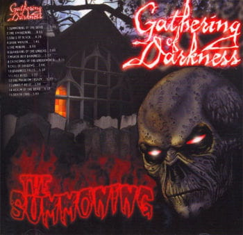 Gathering of Darkness CD