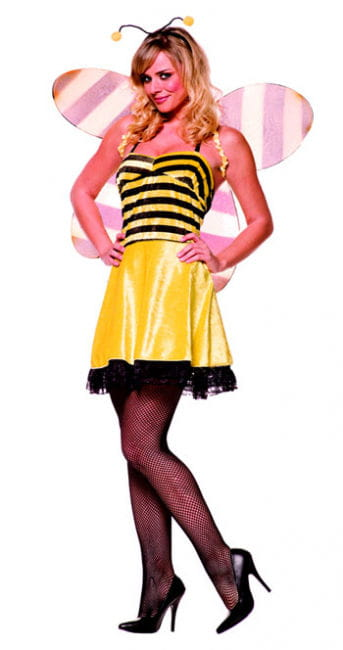 naughty honeybee Premium Costume. L / 40