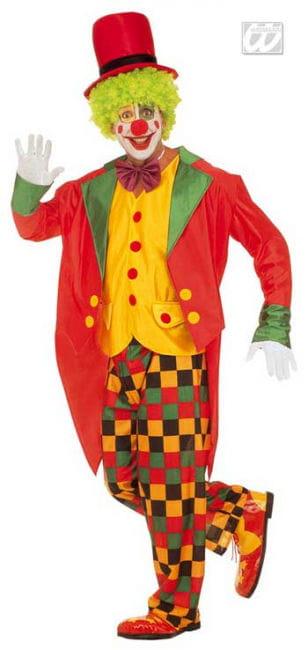 Clown Frack Kostüm Gr. XL