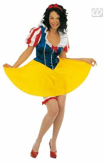 Sexy Snow White Costume. S 36/38