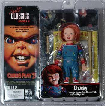Chucky Action Doll 12 cm