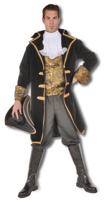 Käpitan Quinn Piratenkostüm