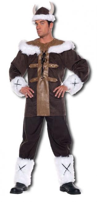 Wikinger Krieger Premium Kostüm