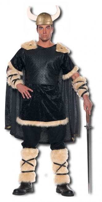 Donar Viking Hero Premium Costume One Size
