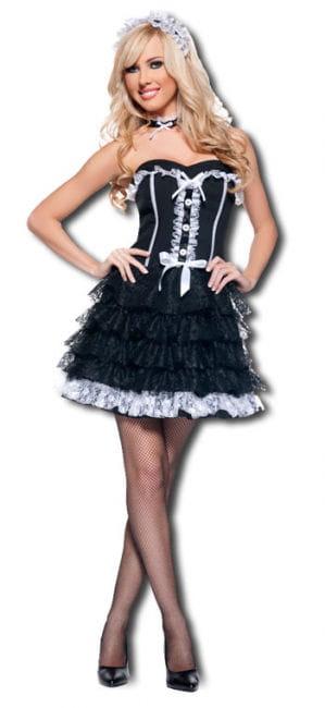 Sexy Chambermaid Premium Costume S