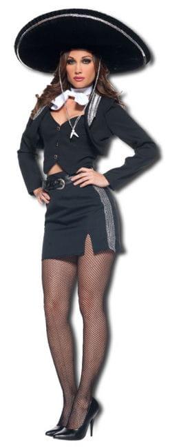 Senorita Chica Premium Kostüm Gr.L