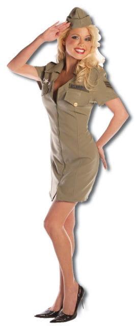 Kesse Fliegerbraut Premium Costume Large