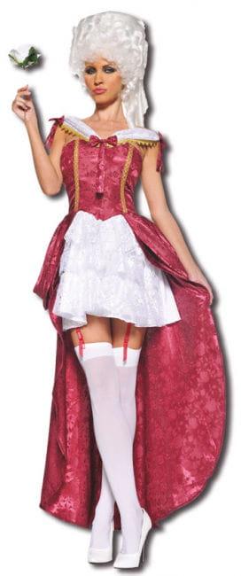 Madame Georgiana Premium Kostüm Gr. M