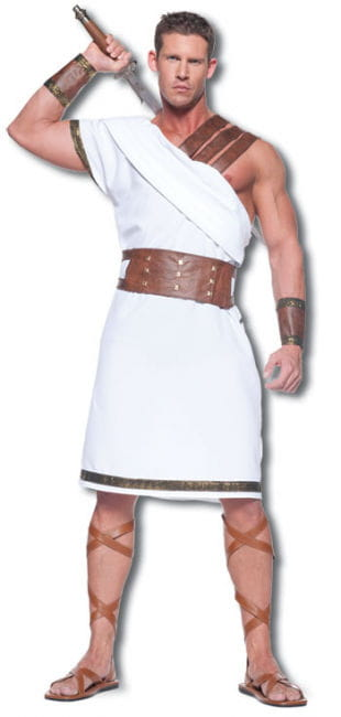 Greek Hero Theseus Premium Costume