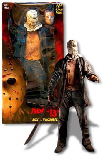 Jason Voorhees Action Figur 45 cm