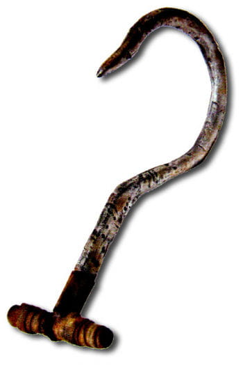 Torture Tool Slaughter Hook