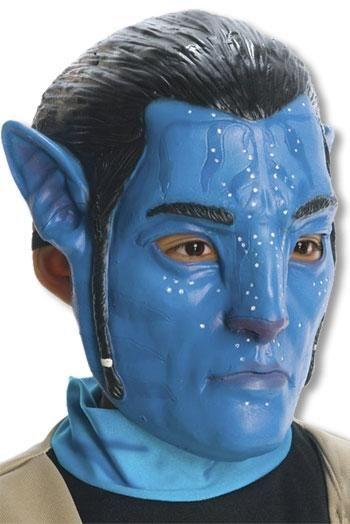 Avatar Jake Sully Child Mask