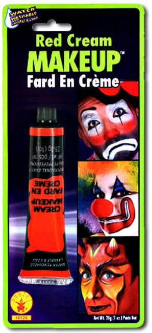Creme Make Up Rot in der Tube
