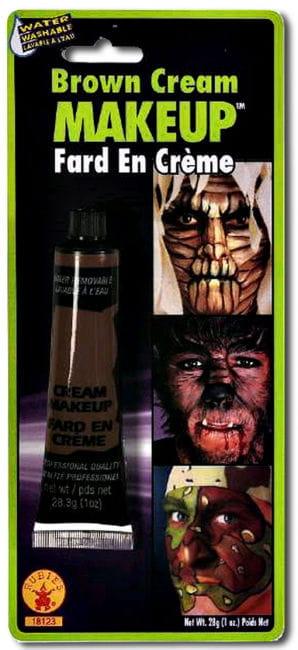 Brown Cream Make Up