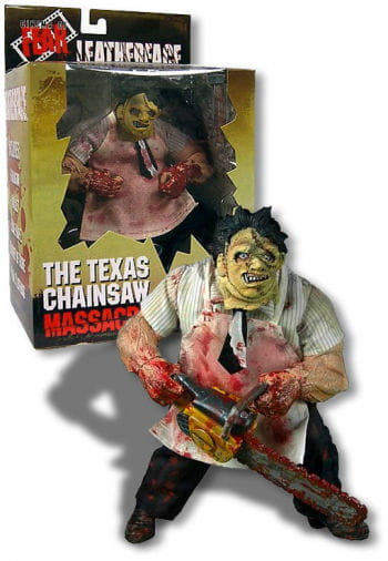Stylized Leatherface Figure 9 Inch
